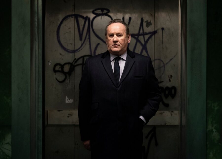 Colm Meaney now