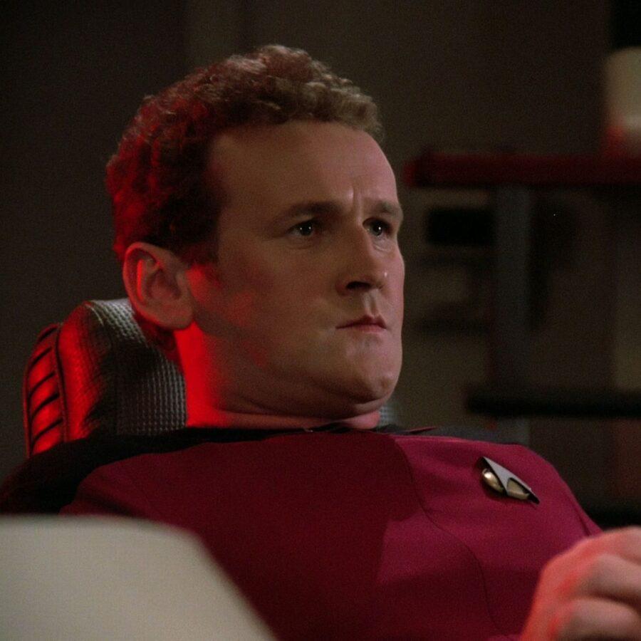 Colm Meaney on Star Trek