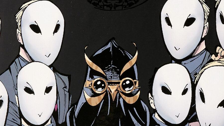 court of owls comics
