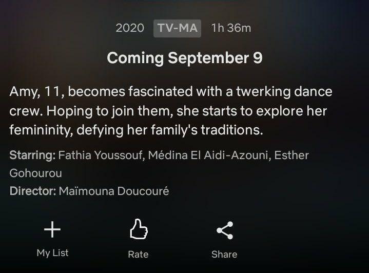Netflix change