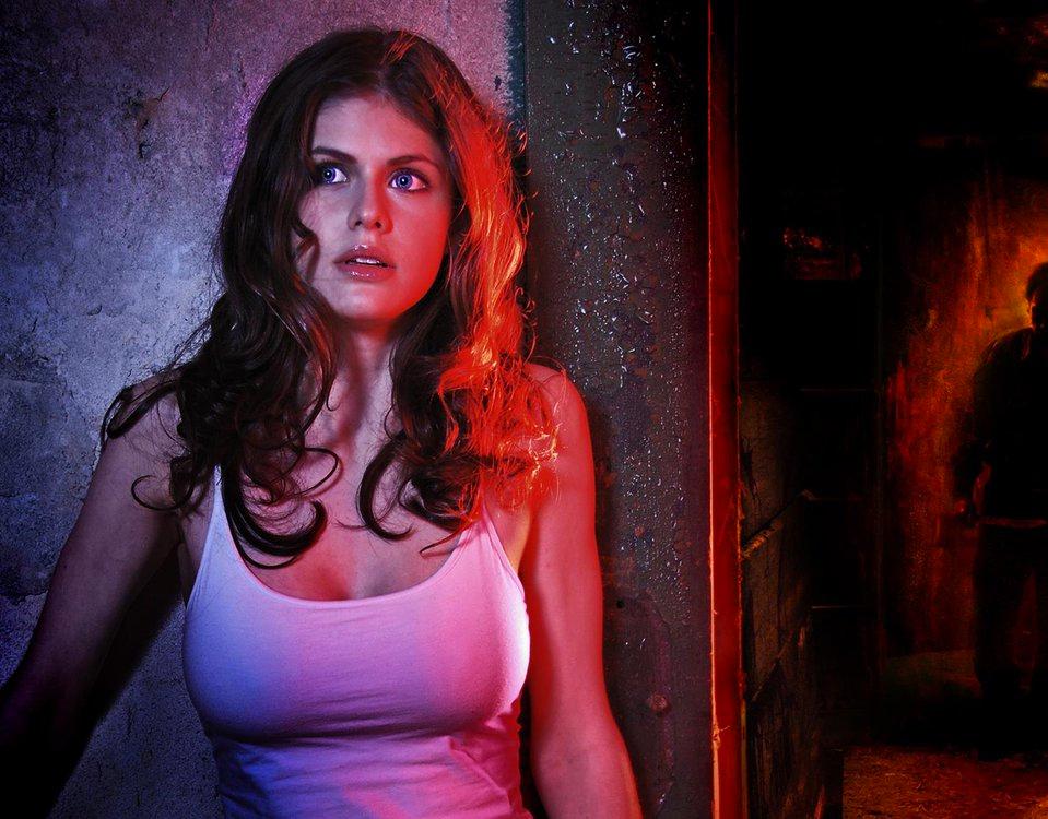 Alexandra Daddario's Fifty Shades Of Grey Knockoff Gets An Erotic Trailer