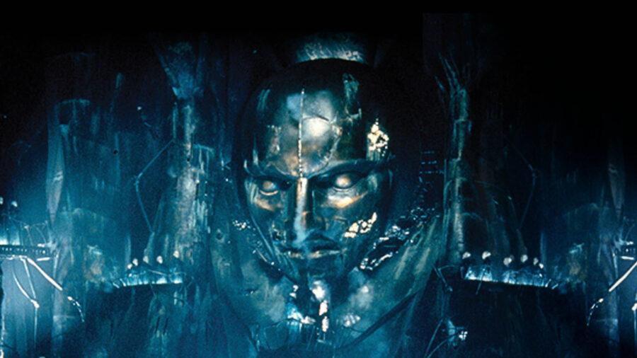 dark city face