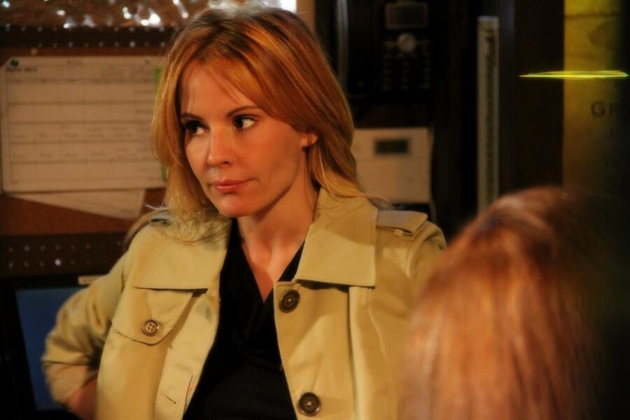 Emma Caulfield now