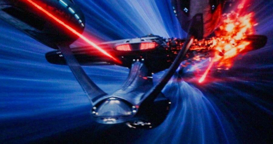 star trek movie enterprise