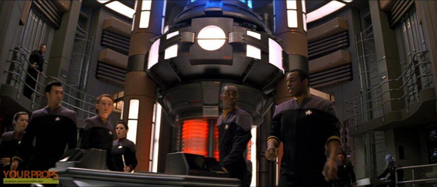 Star Trek Lower Decks episode 2 references