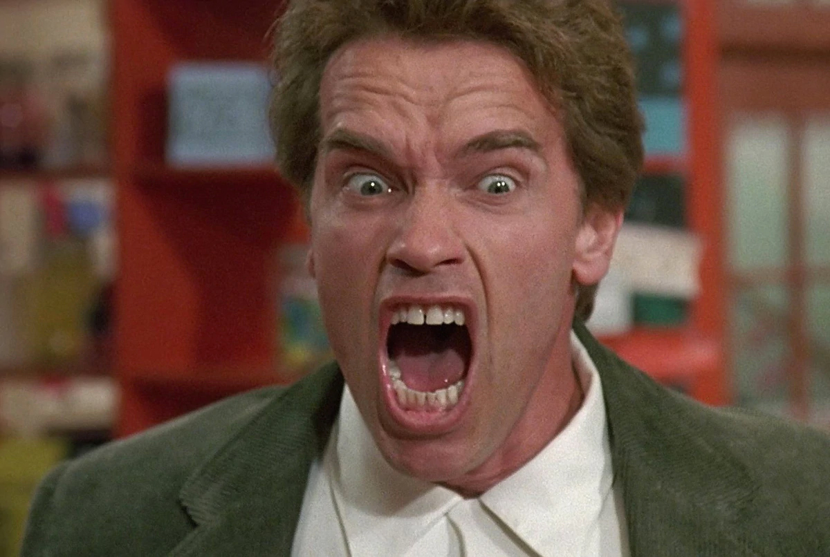 Banned From Viewing: Kindergarten Cop Pulled For Being Racist