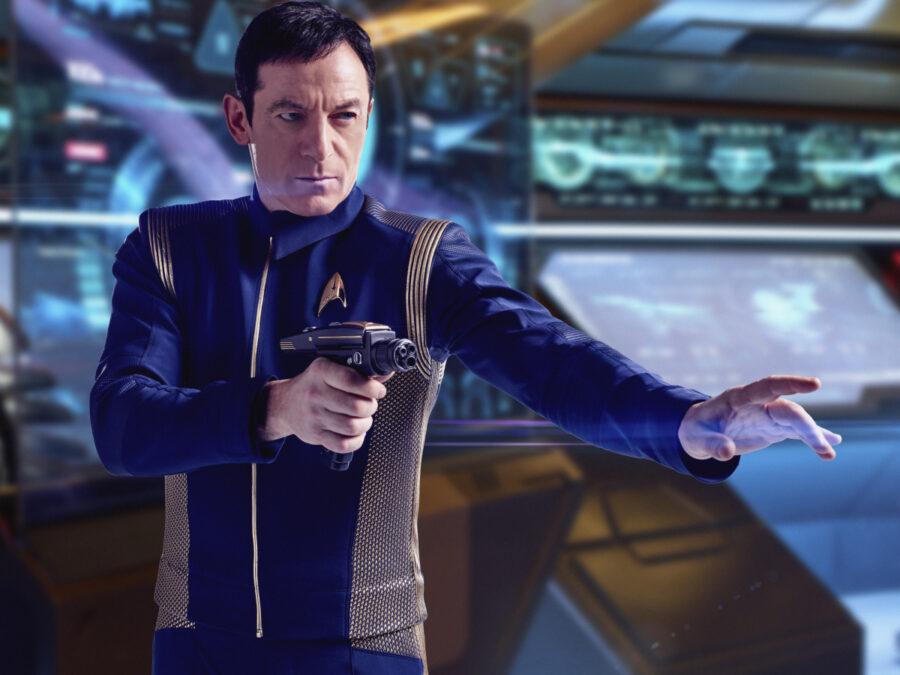 Jason Isaacs on Star Trek