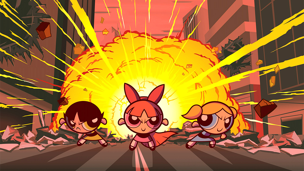 The Powerpuff Girls Becomes A Live-Action Series