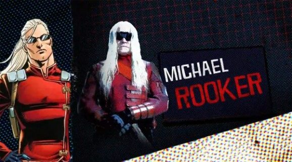 See Michael Rooker As A Superhero In The Suicide Squad