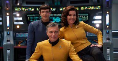 star trek strange new worlds plot feature