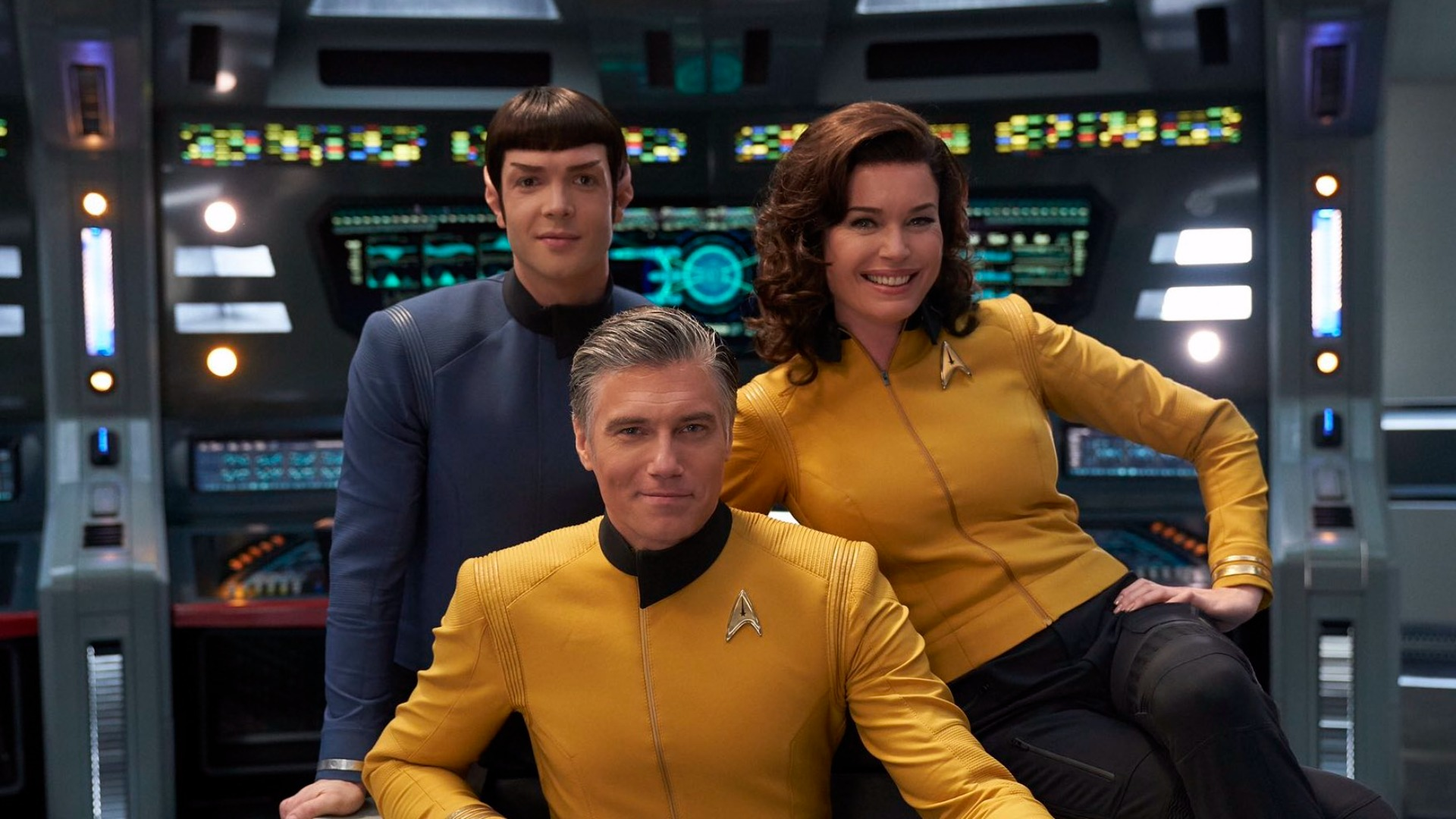 Star Trek: Strange New Worlds Plot Details Revealed