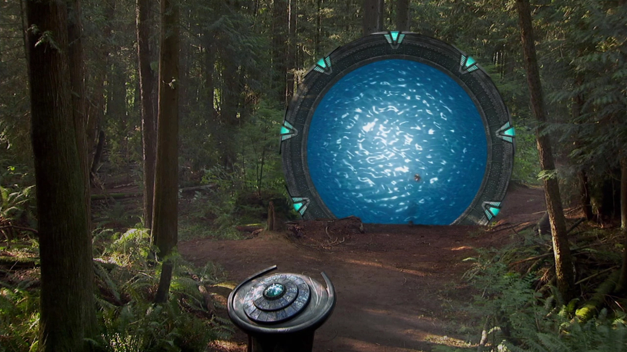 Why So Many Stargate SG-1 Planets Are Forests