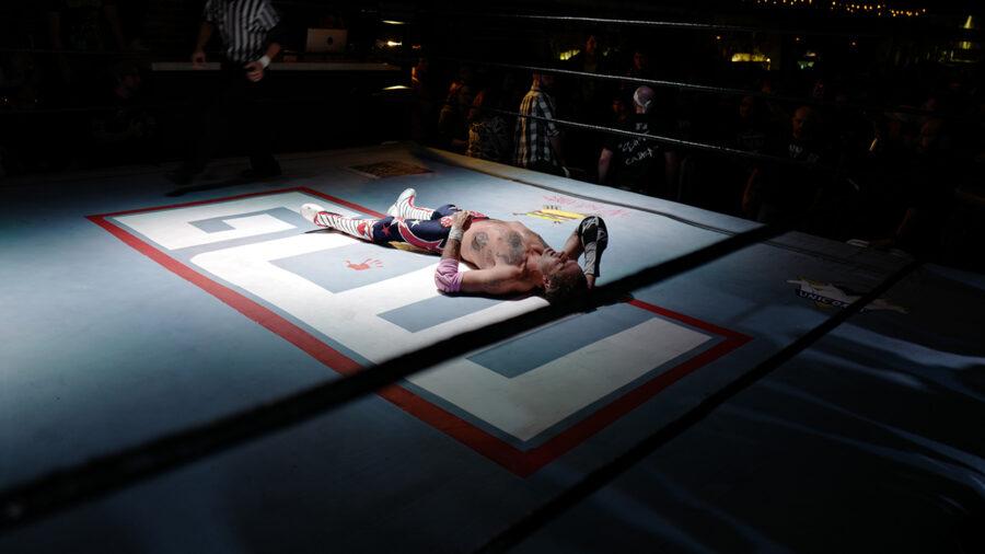 you cannot kill david arquette wrestling ring