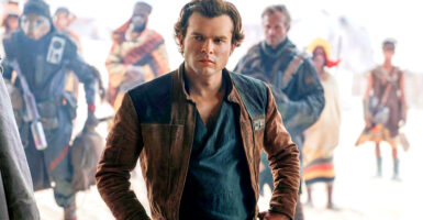 Alden Ehrenreich star wars han solo feature