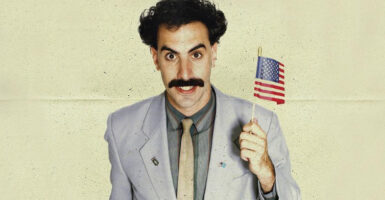 Borat 2 feature