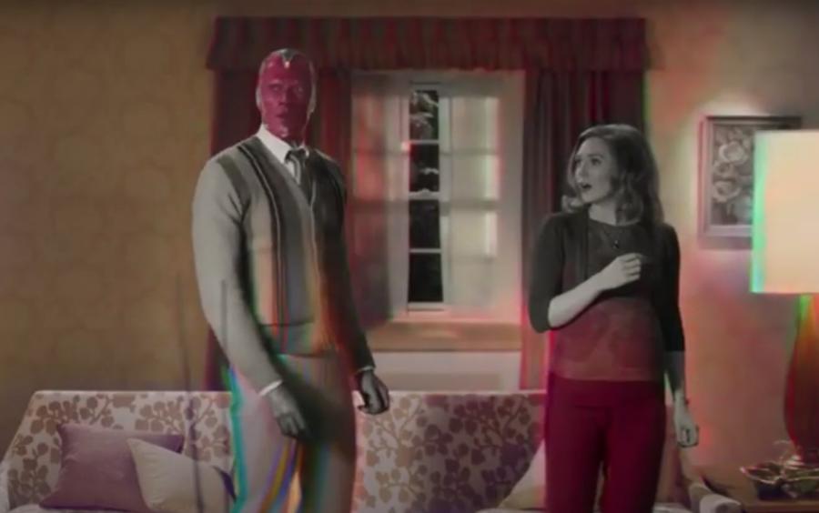 WandaVision: Watch the First Trailer