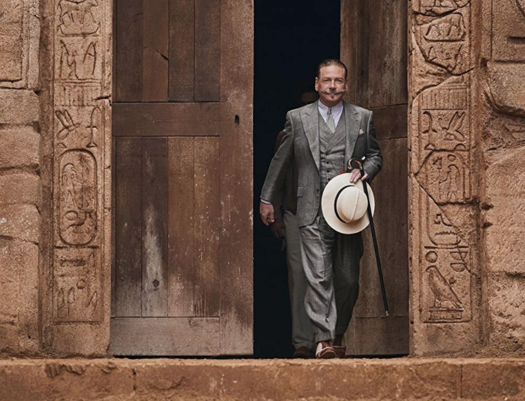 Poirot in Death on the Nile