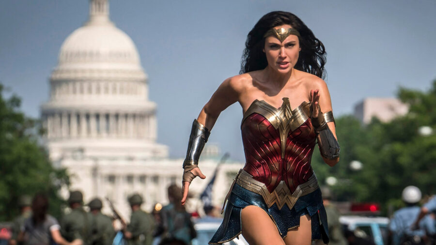 Wonder Woman 1984 political feature