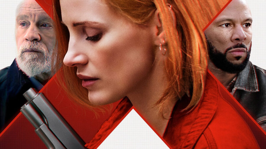 ava review jessica chastain