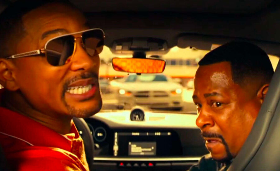 Martin Lawrence in Bad Boys 4