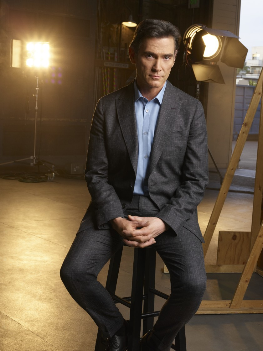Billy Crudup on The Morning Show