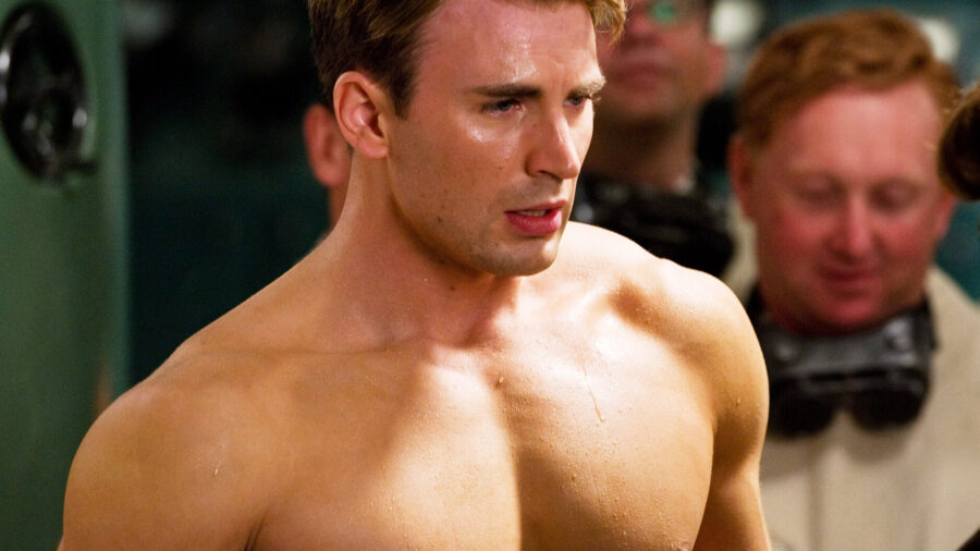 chris evans nude feature