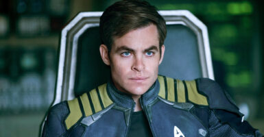 chris pine star trek 4 feature