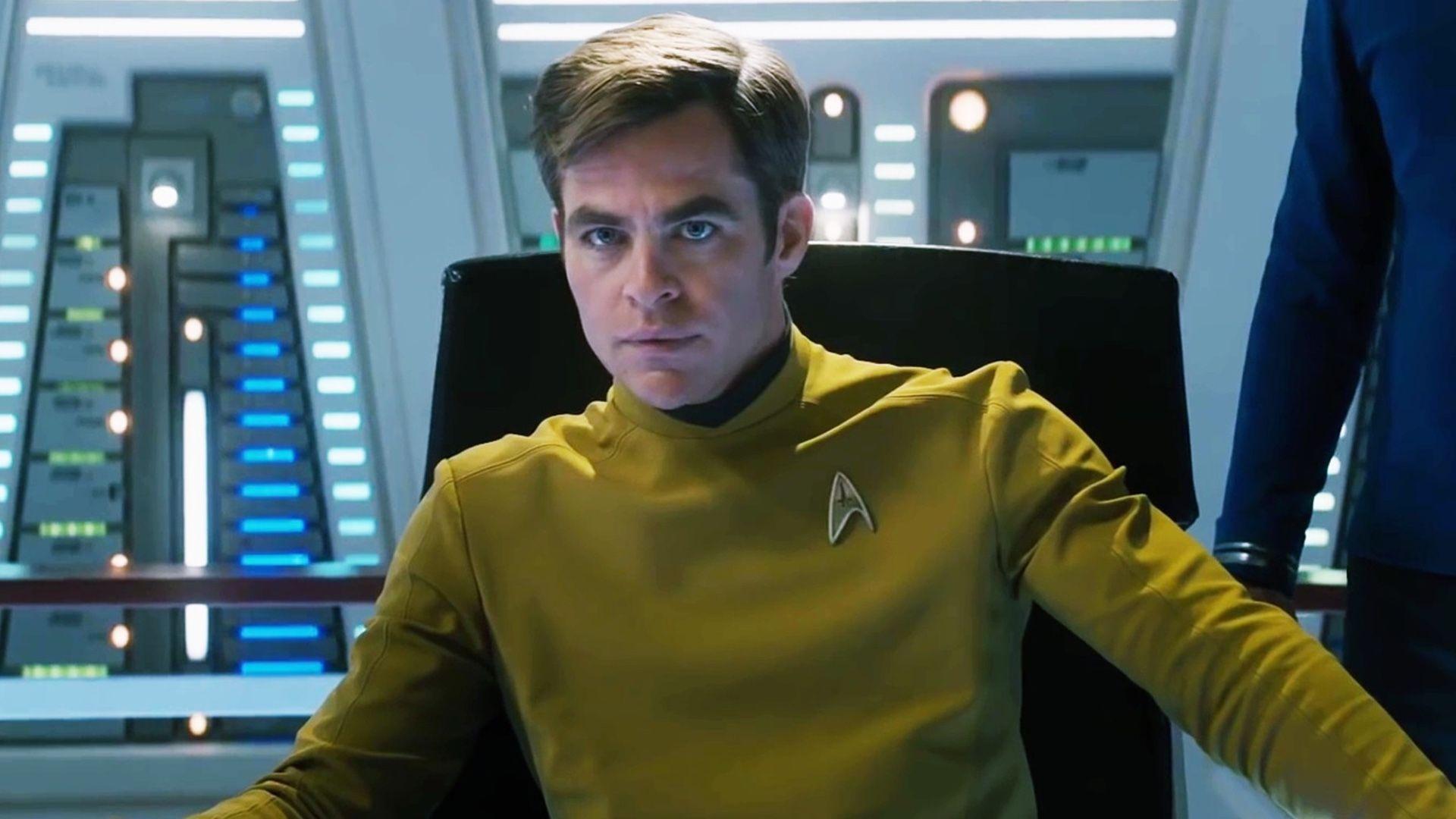 Quentin Tarantino's Star Trek Movie Is Back On, Chris Pine To Star