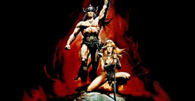 conan the barbarian feature