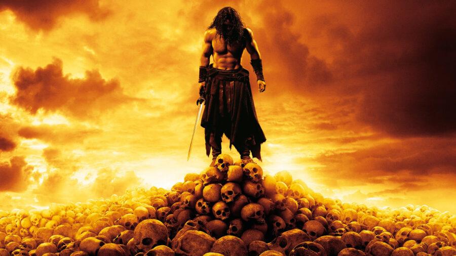 conan the barbarian skulls