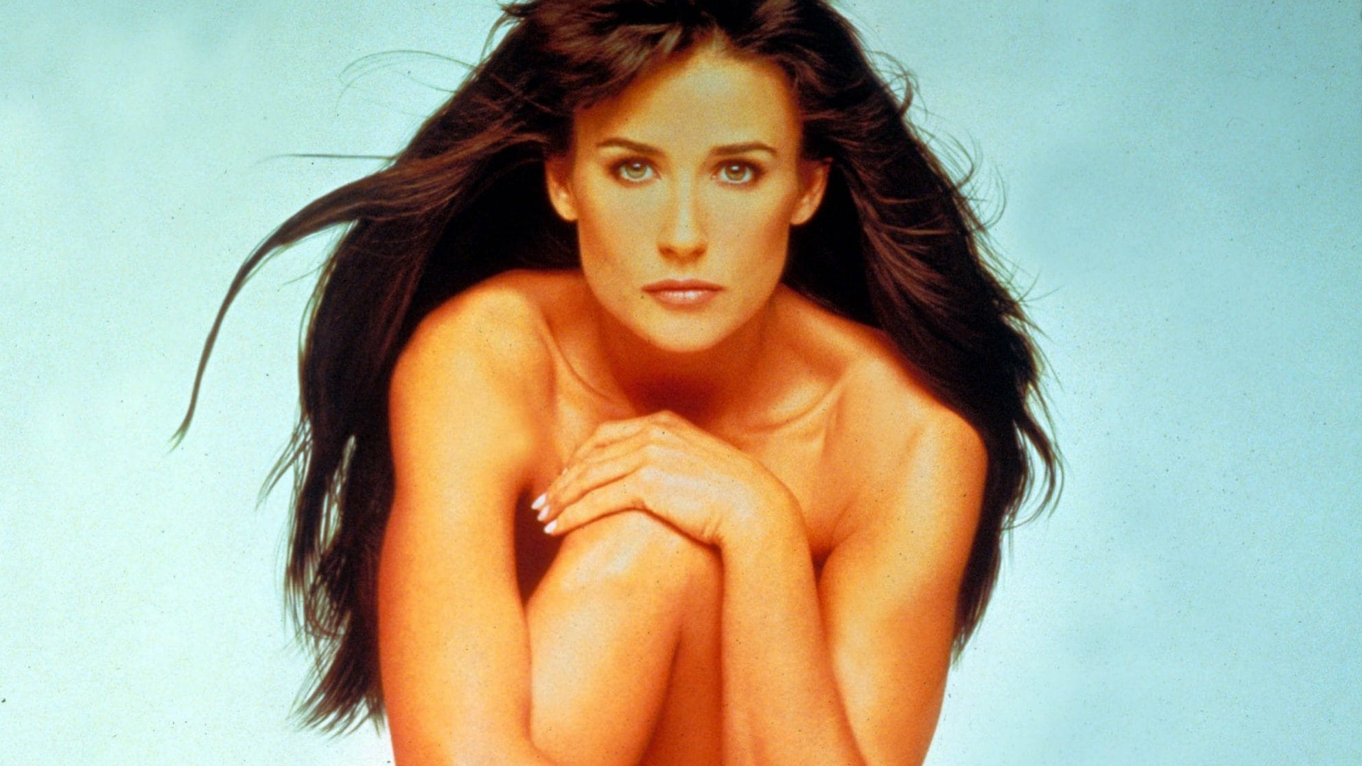 Demi Moore Is Making An Erotic TV Series