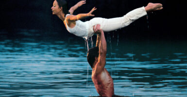 dirty dancing 2 feature