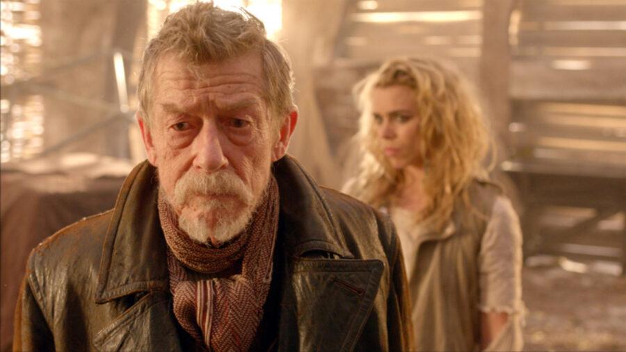 doctor who war doctor john hurt