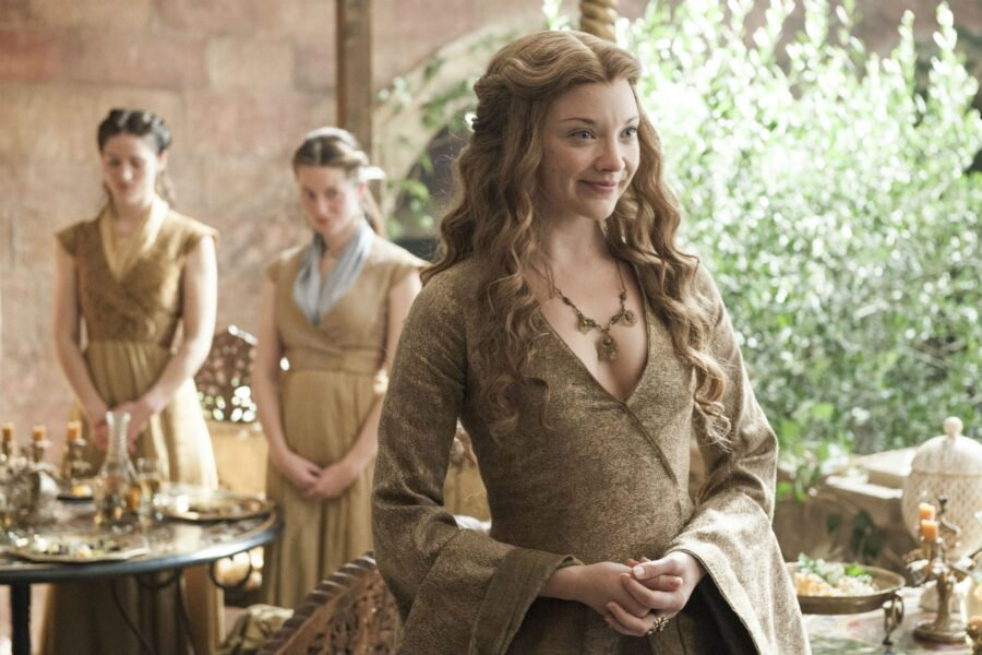 Natalie Dormer nudity for Game of Thrones