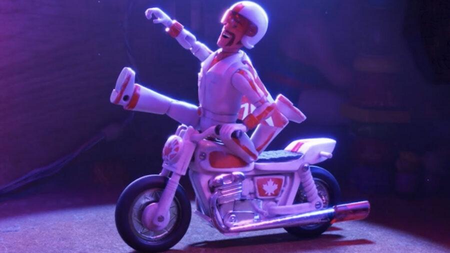 duke caboom motorcycle