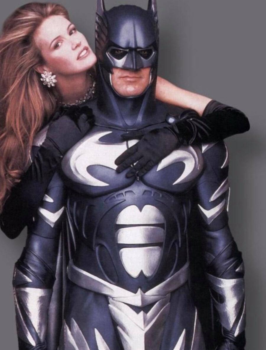 Elle Macpherson Batman