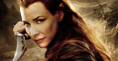 evangeline lilly lord of the rings feature