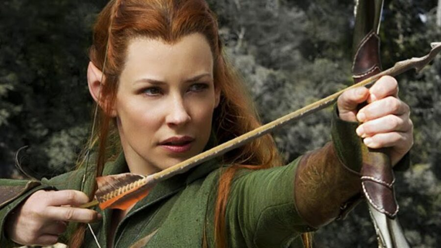 evangeline lilly lord of the rings tauriel
