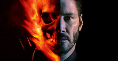 ghost rider keanu reeves feature