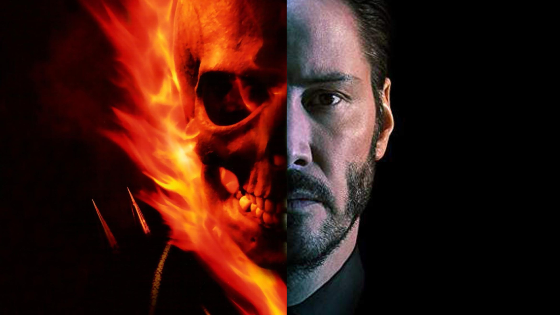Keanu Reeves To Play Ghost Rider And Other Famous Actors Becoming Superheroes