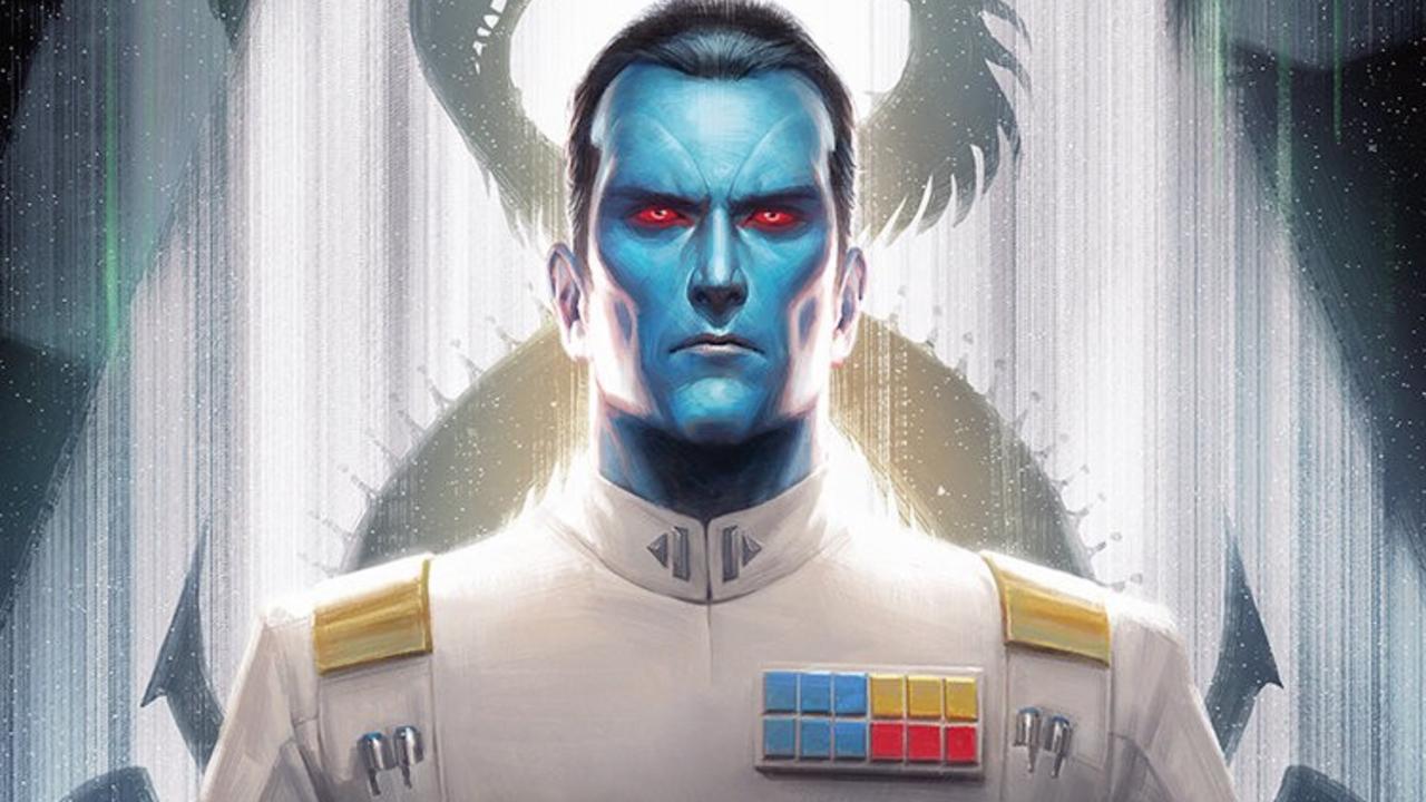 Grand Admiral Thrawn Getting A Solo Star Wars Movie?