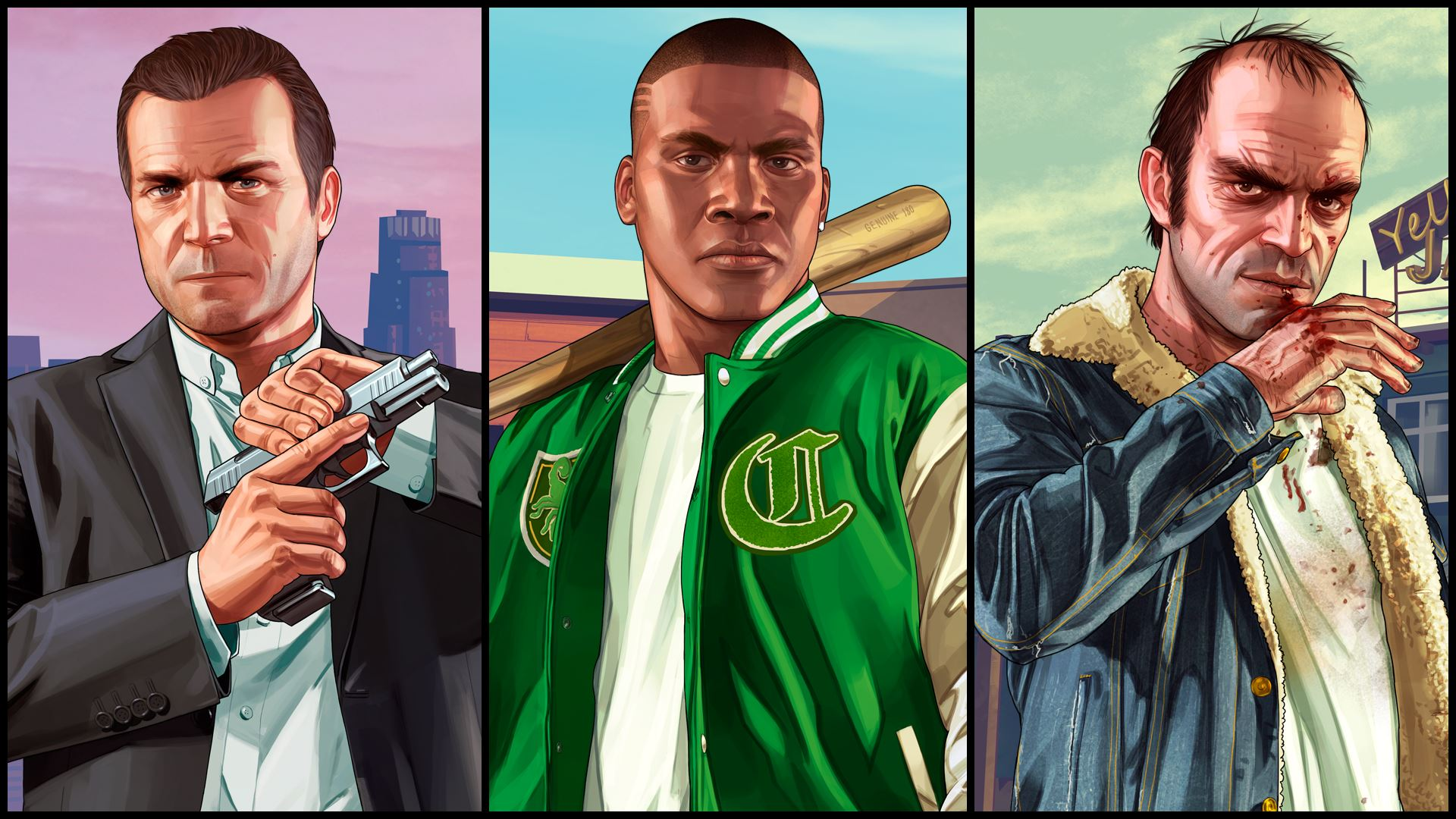 Grand Theft Auto Movie Reported To Be In The Works