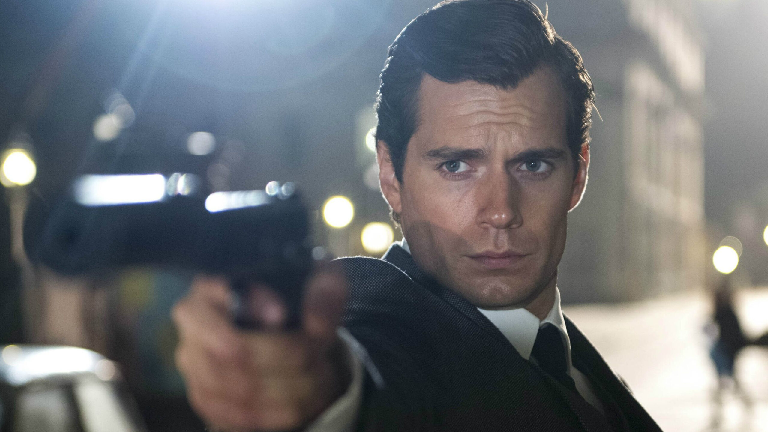Henry Cavill Enters The Race To Be The Next James Bond