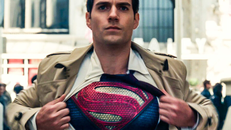 henry cavill superman feature