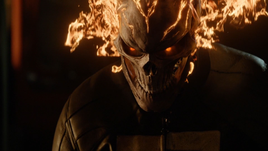 ghost rider agents of shield sack snyder