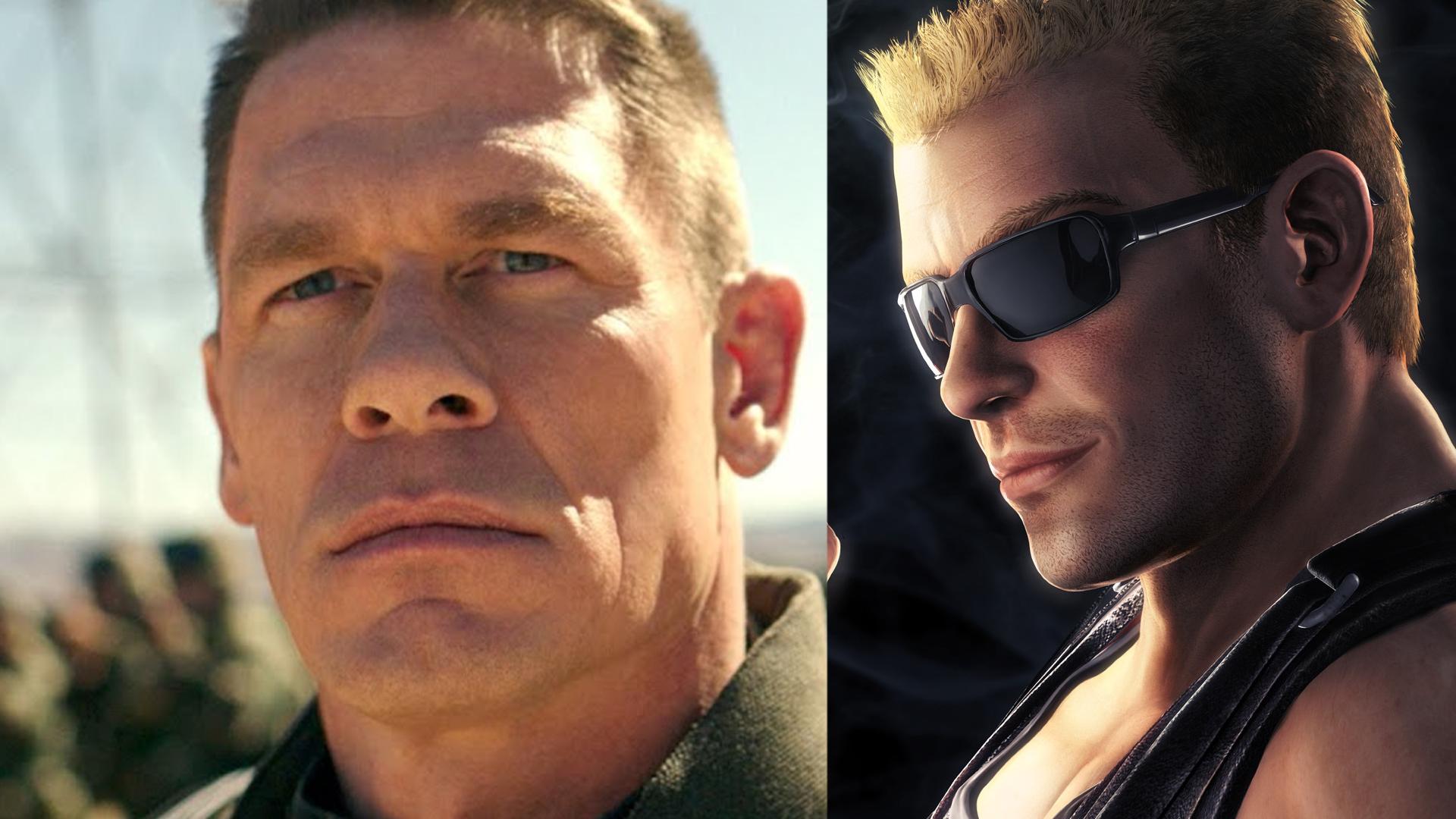 John Cena May Make A Duke Nukem Movie