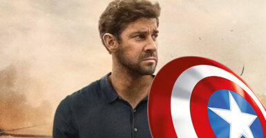 john krasinski captain america feature