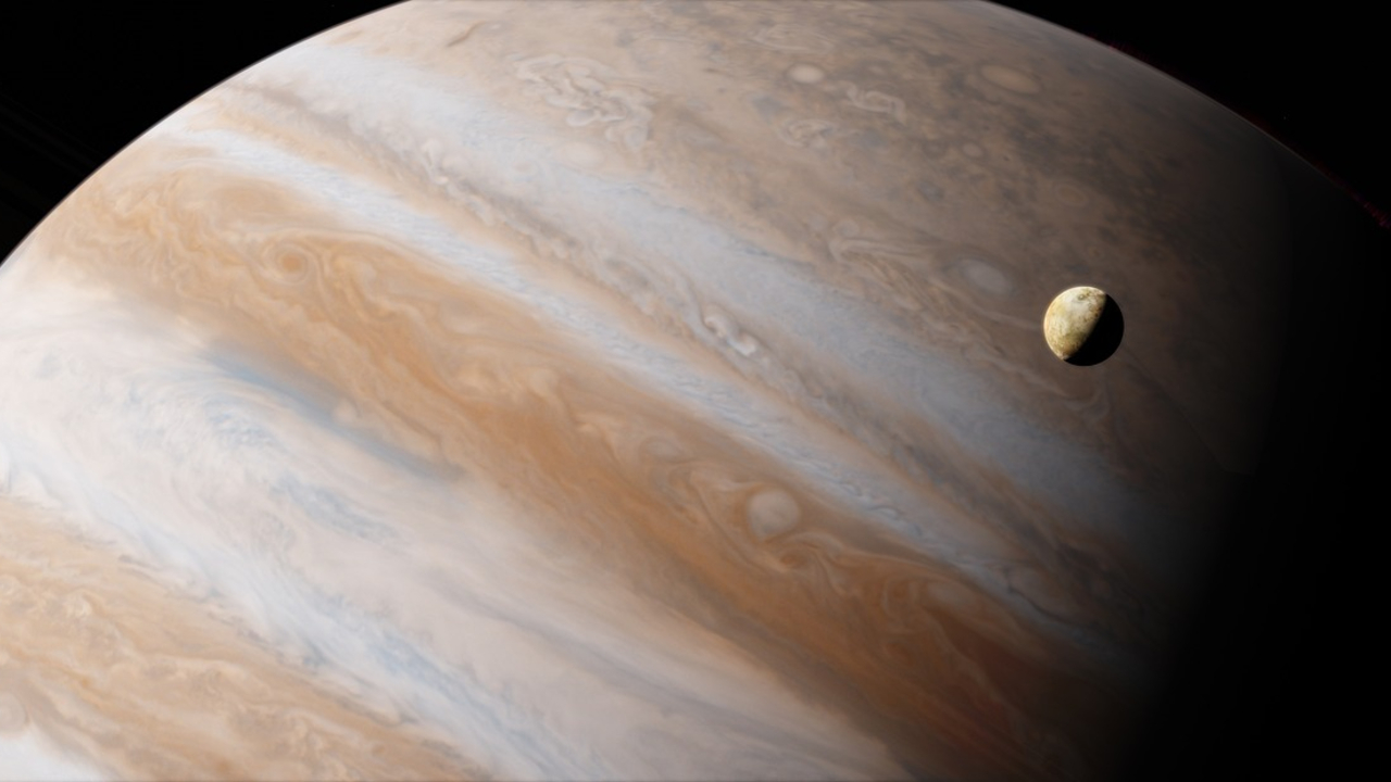 New Jupiter Image Is Our Best Ever Look At The Planet And Europa
