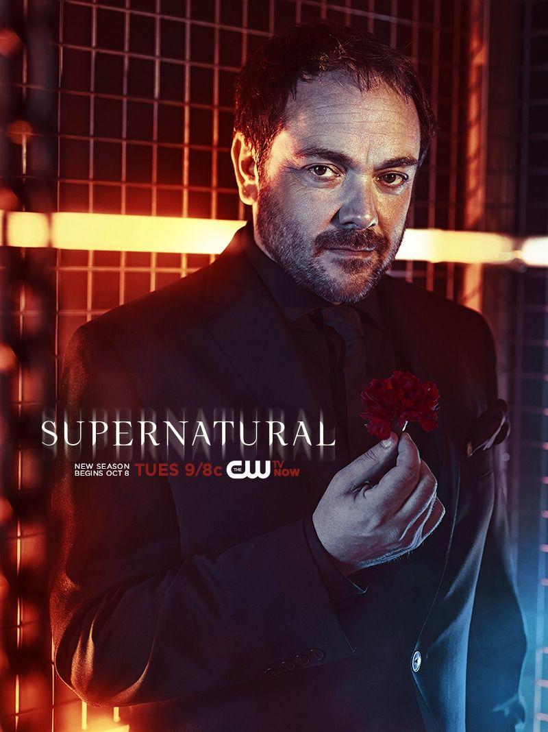 Mark Sheppard on Supernatural