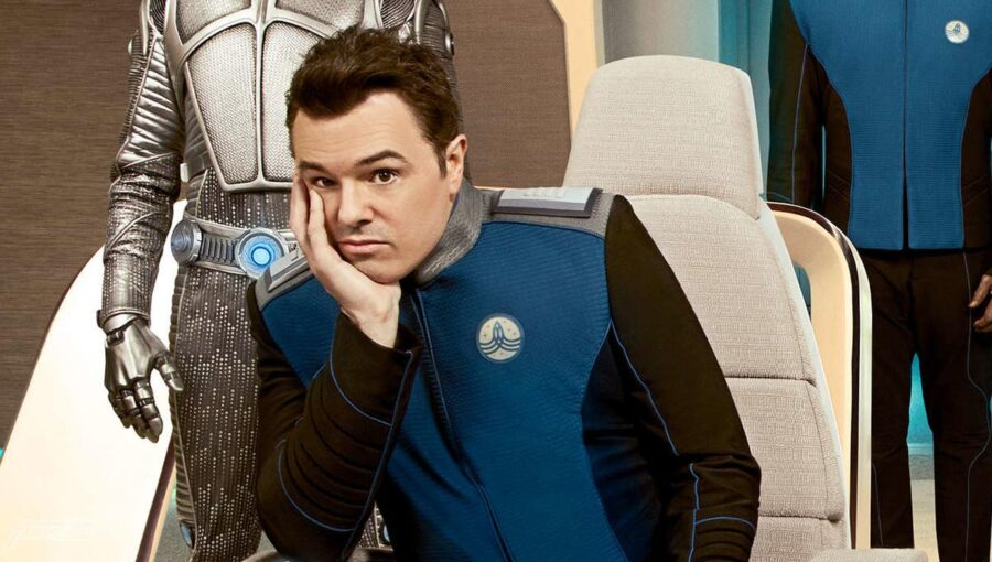 The Orville: Rumors That It's Cancelled Addressed By Seth MacFarlane
